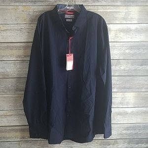 Truly By Craft&Flow Stretch Slim Button Up Shirt
